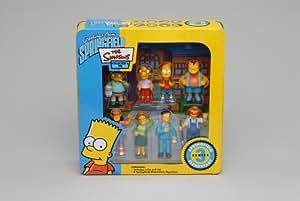 Simpsons Figurines - Series 3 Tin - Springfield Elementry