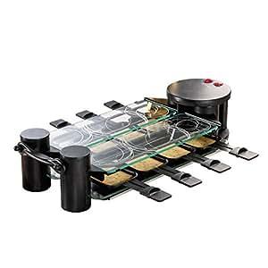 Appareil raclette et gril orientable doc125 - Appareil a raclette pas cher ...