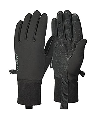 Musto Evo Arctic Fleece Gloves - Black - S