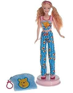 Winnie The Pooh Barbie Doll