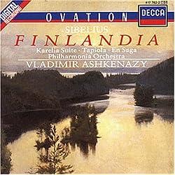 Finlandia Karelia-suite Tapiola