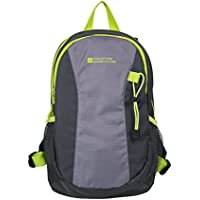 Mountain Warehouse Dash 10L Backpack - Durable Bag, Bungee Cord Attachment Mini Backpack, Elastic Bottle Pockets - Ideal Ladies & Mens Rucksack For Walkings & Travelling