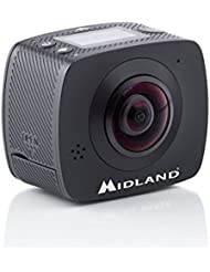 Midland H360 Camera Mixte Adulte, Noir
