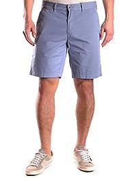 Gant Homme MCBI131003O Bleu Claire Coton Shorts