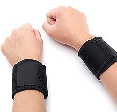 Tima Adjustable Neoprene Wrist Wrap for Men and Women