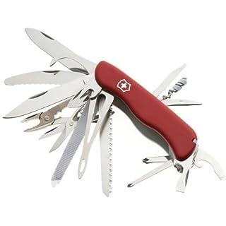 Victorinox Taschenwerkzeug Workchamp XL Feststellbar Rot, 0.9064.XL