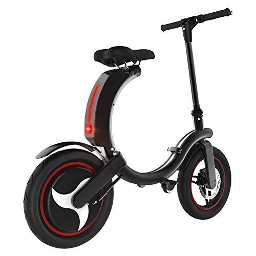 GREATY Elektroroller, Klein Faltbar Bluetooth APP E-Scooter, 30 Km/h 350 W Motor, 35 Km Reichweite Tempomat 14 '' Luftreifen, Elektro Scooter für Erwachsene (Scooter Mobile)