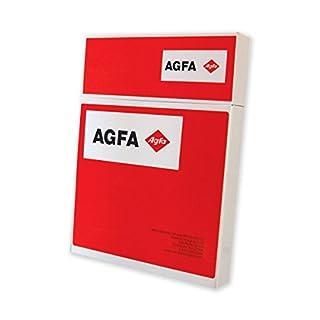 AGFA RADIOMAT PCB1012 X-Ray Film, Full Speed, 10