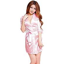 VENMO Pijamas de Mujeres Moda Clásica Albornoz 2017 Primavera Verano