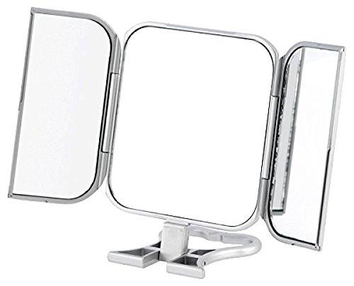 GuoEY Spiegel, Spiegel 3 Tool Make-up Gesundheit Schönheit Home Help Search Tool Badewanne Zubehör