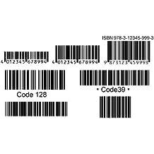 True Type Schriften Barcode WIN dt.Vollversion (Product Keycard ohne Datenträger)