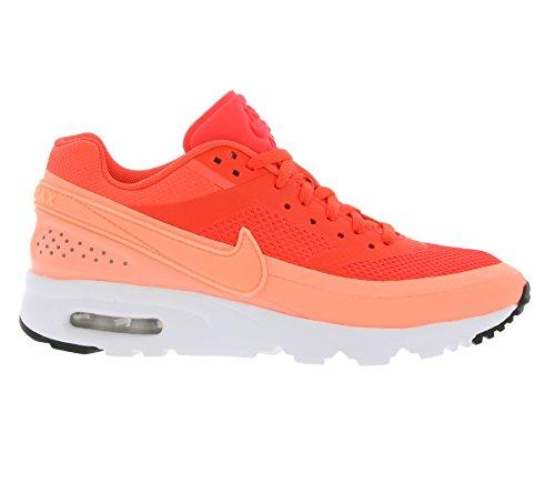 Nike - W Air Max Bw Ultra, Scarpe sportive Donna Naranja (Brght Crmsn / Atmc Pnk-White-Blk)
