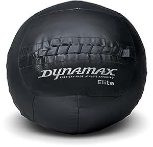Dynamax tf00373 Elite Balle médicinale lestée Noir 12 kg