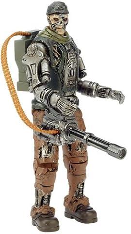 Hot Toys Terminator - Terminator 4 Deluxe Series 6 Inch Action