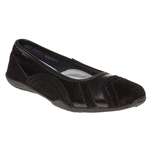 Solesister Ashley Femme Chaussures Noir Black