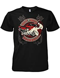 Rock Style Hot Rod Rockabilly 702338 T-Shirt