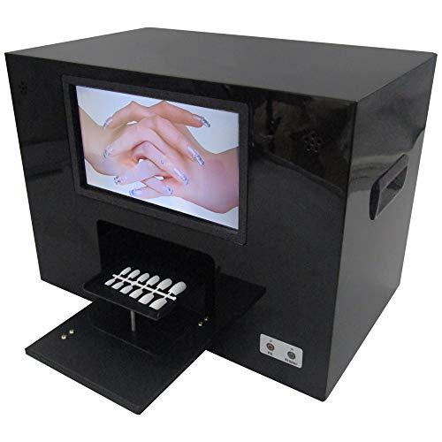 MXBAOHENG Inteligente Digital Impresora Impresora escáner Plano para Flor de uñas, uñas, uñas, Caso 220 V