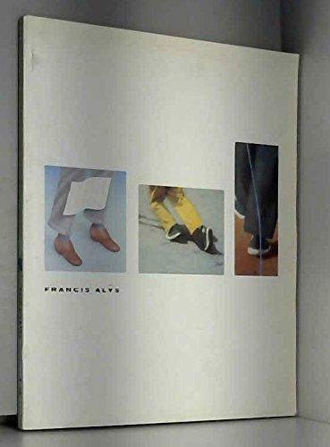 Francis Alys : Exposition, Antibes, Musée Picasso (14 avril-17 juin 2001)