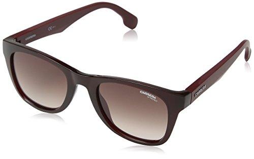 hsene 5038/S 70 Sonnenbrille, Schwarz (Burgundy), 51 ()