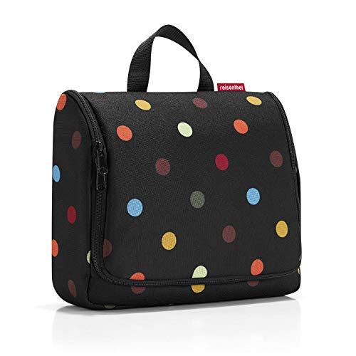 reisenthel toiletbag XL Kulturtasche Kulturbeutel XL-Beautycase farbige Punkte/Color dots
