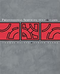 Professional Services: Text and Cases