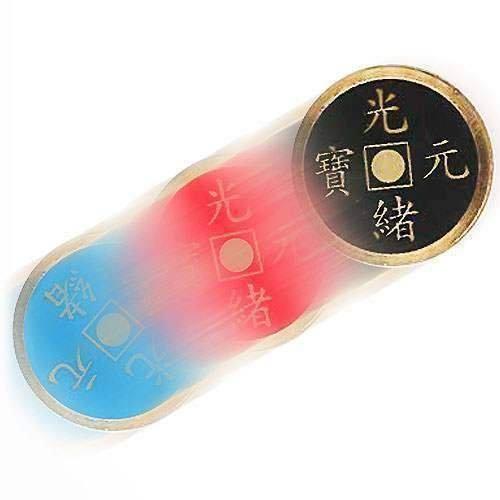 Solomagia moneta camaleonte - magia con monete - giochi di magia e prestigio