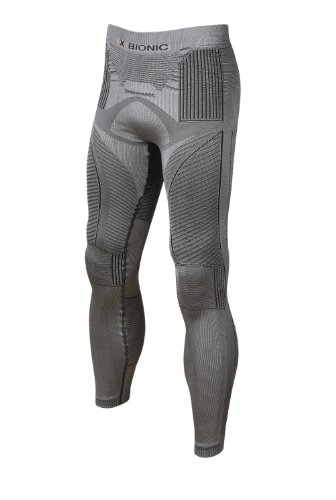 X-BIONIC Collant de compression pour homme Gris Gris/noir xxl