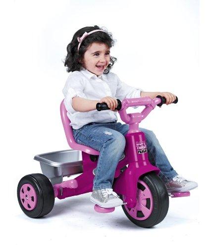 Imagen 11 de FEBER - Triciclo Baby Twist Niña (Famosa 800007099)