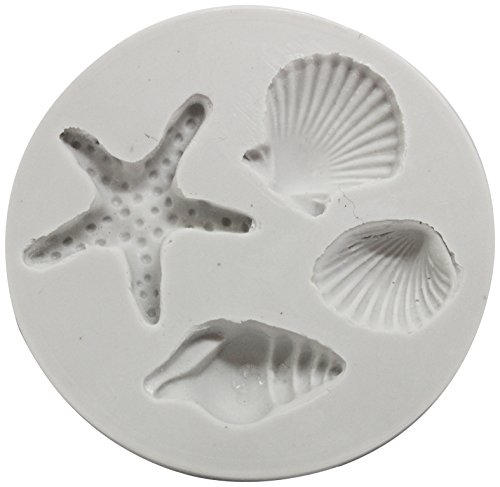 cupcake-world-1-piece-silicone-sea-shells-cake-decorating-cupcake-topper-silicone-mould-white