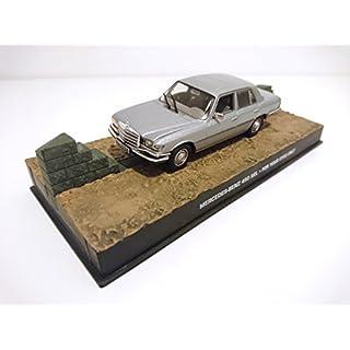James Bond Mercedes Benz 450 SE1 007 1/43 DY120