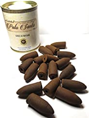 Goloka Palo Santo Backflow Incense Cones