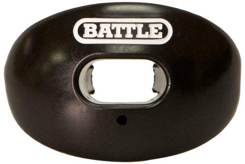 Unbekannt Schlacht Sauerstoff Lip Displayschutzfolie Mundschutz, Unisex - Erwachsene, schwarz, Einheitsgröße -