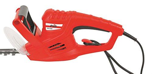 Grizzly Elektro Heckenschere EHS 4500 Schnittlänge 41 cm 450 Watt Sicherheitsschalter Messerbremse