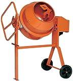 Betonmischer Euro-Mix 125 L Motorleistung 0,5kW Füllmenge max.120l