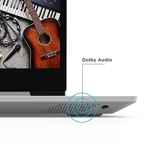 Lenovo Ideapad S145 AMD A6-9225 15.6 inch HD Thin and Light Laptop (4GB/1TB/Windows 10/Grey/1.85Kg), 81N30063IN Image 4