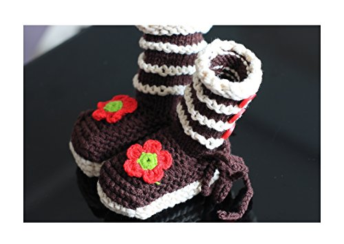 baby-shosehandmade-crochet-knit-baby-boots-11cm-6-12-month-flowers