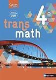 Transmath 4e - Format compact - Nouveau programme 2016
