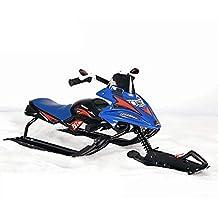 Trineo de Nieve Trineo Trineo Frenos e Hielo Coche Trineo de esquí Esquí Scooter Toboggan Invierno