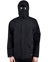 Mens Location Apex Venom Goggle Jacket Waterproof Taped Seams Mesh Lined Black