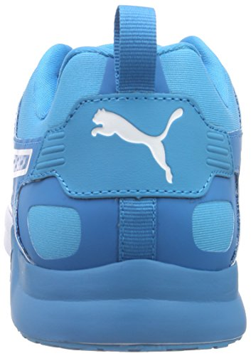 Puma Pulse XT V2, Chaussures de Course Homme Bleu - Blau (atomic blue-white 01)