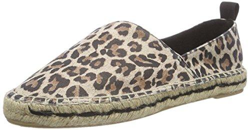 Spm Hound Espadrille Shoe, Espadrilles femme Multicolore - Mehrfarbig (Kin/Black)