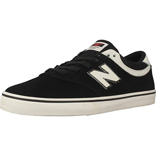Zapatos New Balance Numeric Quincy 254 Negro-Sea Salt (Eu 45.5 / Us 11.5