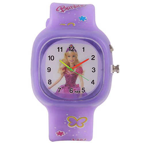 Devars N88-PL-BARBIE-5 Fashion Analog Watch For Girls