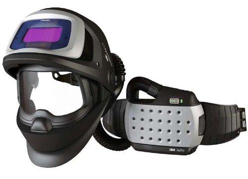 3M Speedglas 9100V FX Air Helmet with Adflo Powered Respirator (complete system)