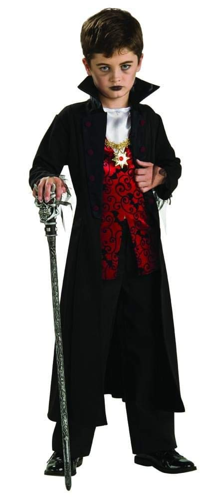 Disfraz Infantil – Disfraz Vampiro Royal