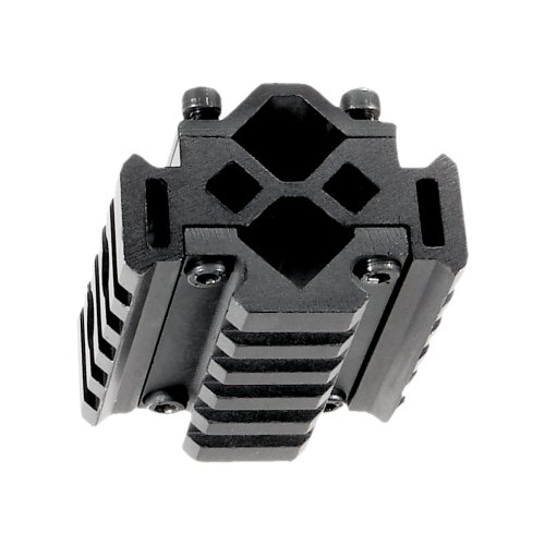 Universal- Laufmontage von UTG, 3 Aufnahmen, für Laufdurchmesser von 13-20 mm (Barrel Picatinny-schiene)