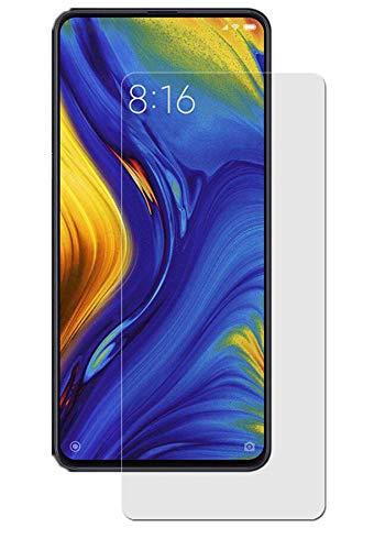 Displayschutzfolie für Xiaomi Mi Mix 3 - (3 Stück) kristallklare Anti-Shock Displayschutzfolie - Crystal Clear Schutz Folie - Displayfolie
