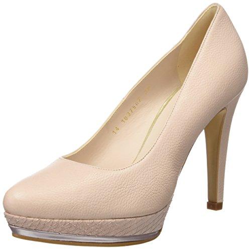 lodi Wendoly-39, Zapatos de Tacón con Punta Cerrada para Mujer, Rosa (Ginger Nude), 37 EU