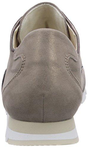 Semler Rosa, Sneakers Basses Femme Beige (575 Asphalt-bronce)