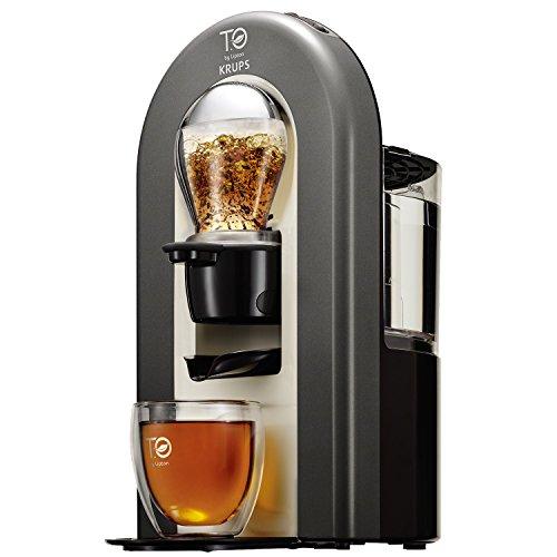 Krups TE500B00 Machine à thé Titanium